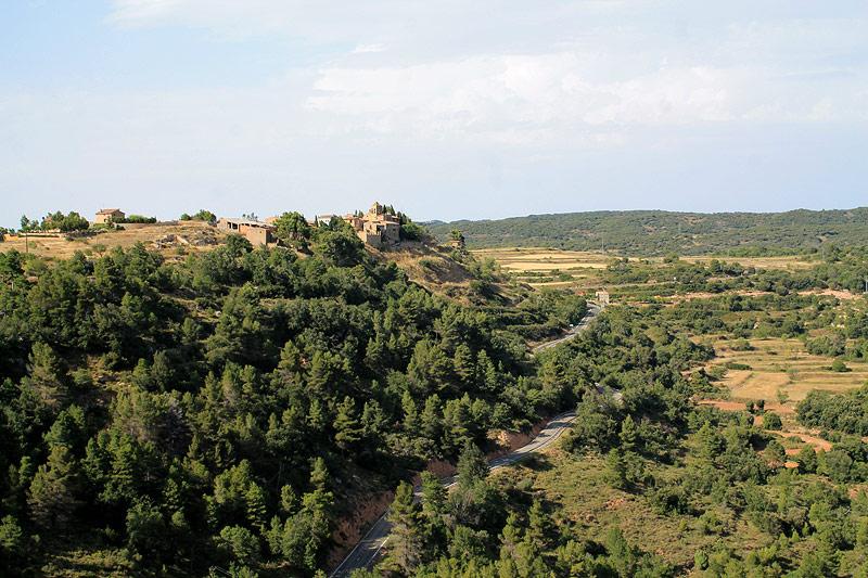 Albarca, en el Priorat