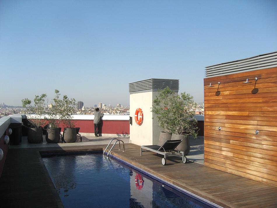 Melon district alojamiento econ mico para tu estancia en for Hoteles muy baratos en barcelona