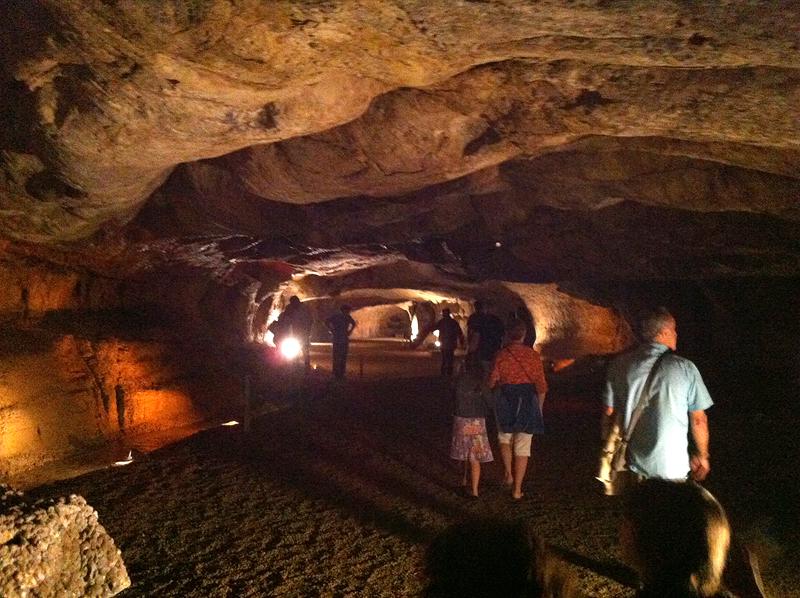 Cueva de la Font Major en L'Espluga de Francolí