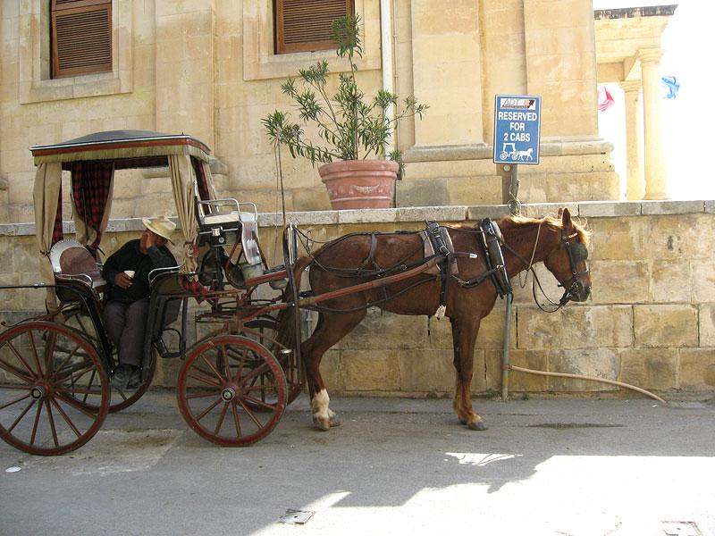 La Valletta, Malta, sin estresarse