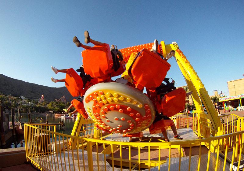 En Iberia Park las atracciones son Kids friendly totalatraccion-iberia-park