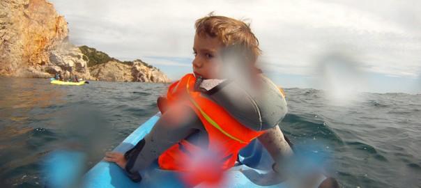 kayak-con-ninos-estartit