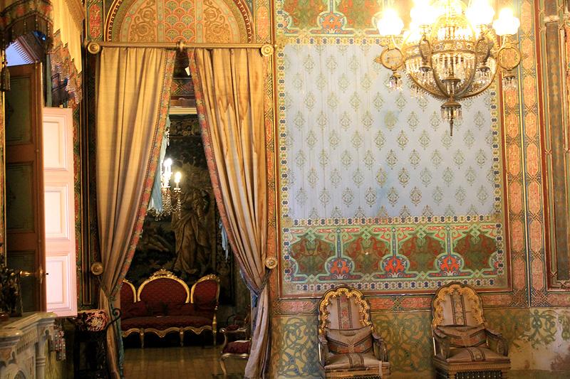 Interior del Palacio Mercader