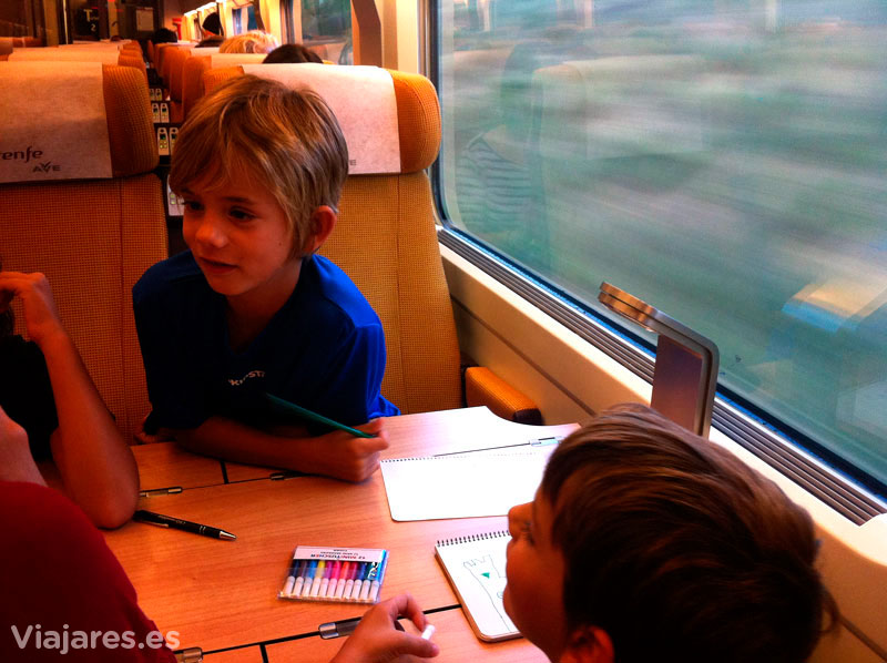Viaje en tren desde Barcelona a Toulouse