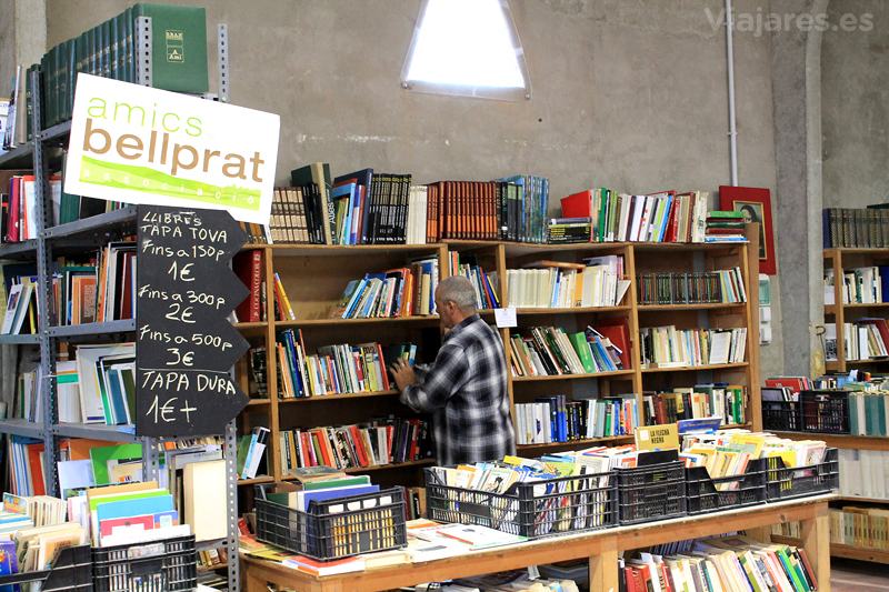 Almac n de libros en bellprat viajares - Almacen de libreria ...
