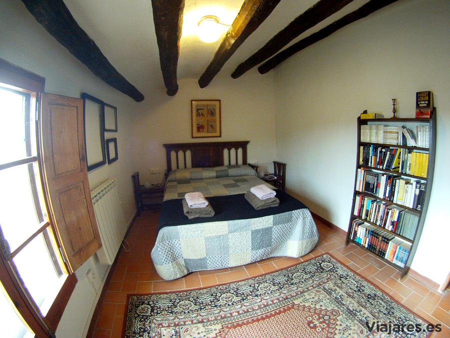 Estancia dedicada a la novela negra en Cal Pinyota