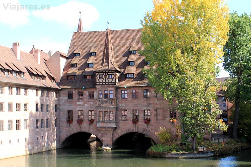 Núremberg es ideal para una visita en familia