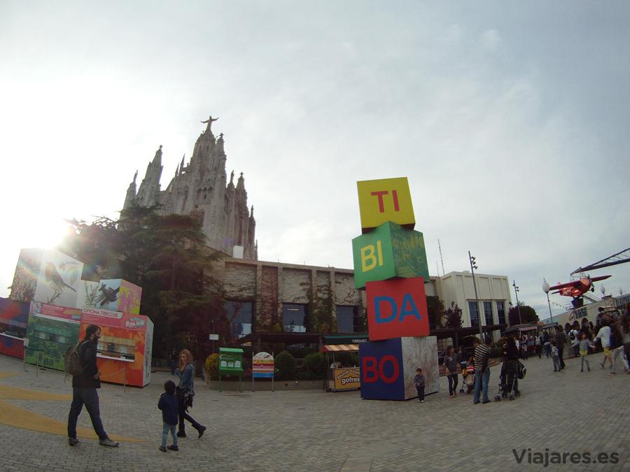 Camí del Cel - Tibidabo de Barcelona