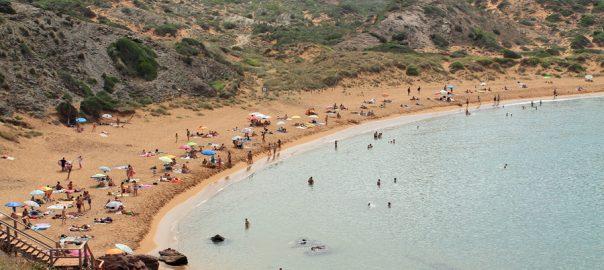 Playa de Cavalleria, Menorca