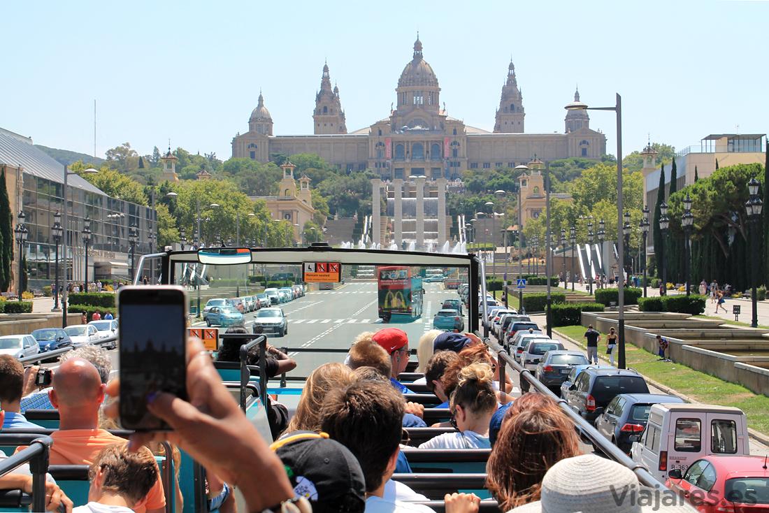 El Palacio Nacional de Montjuïc alberga el MNAC