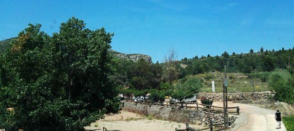 Hípica en el pueblo de la Vall de Llors Masboquera