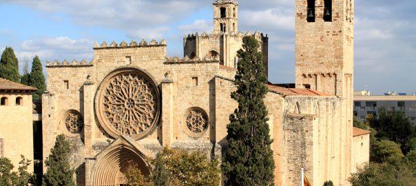 Visita al Monasterio de Sant Cugat