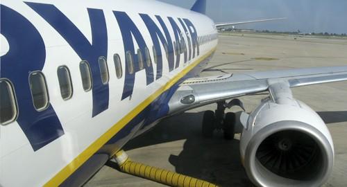 Aeronave de Ryanair