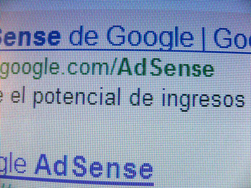 Ganar dinero blogs Google Adsense