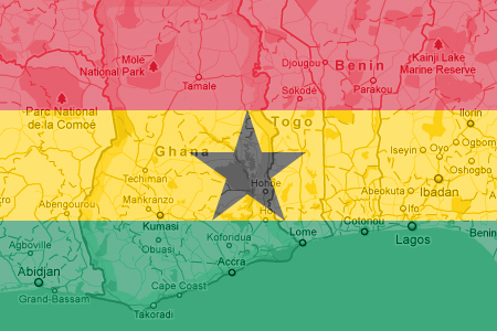 Viajar a Ghana