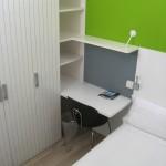 Detalle de la habitación en alojamiento Melon District