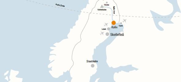 Laponia Sueca Kalix