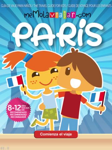 Me mola viajar - París