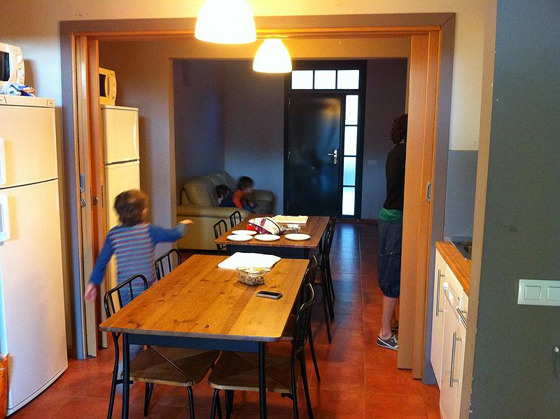 Nuestro apartamento en Hotel Villa Engracia