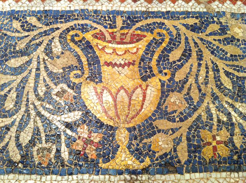 Mosaico de Ampelius
