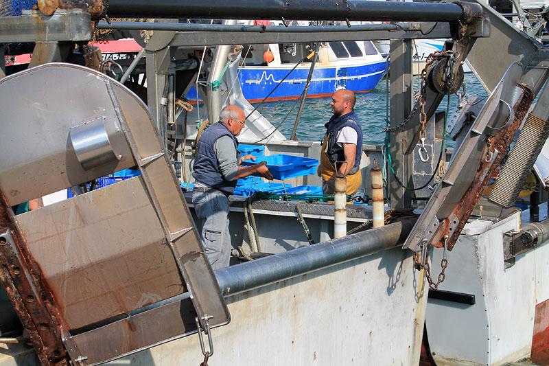Al llegar a puerto no acaba el trabajo