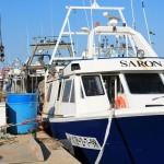 En La Ràpita atracan un buen número de barcos de pesca