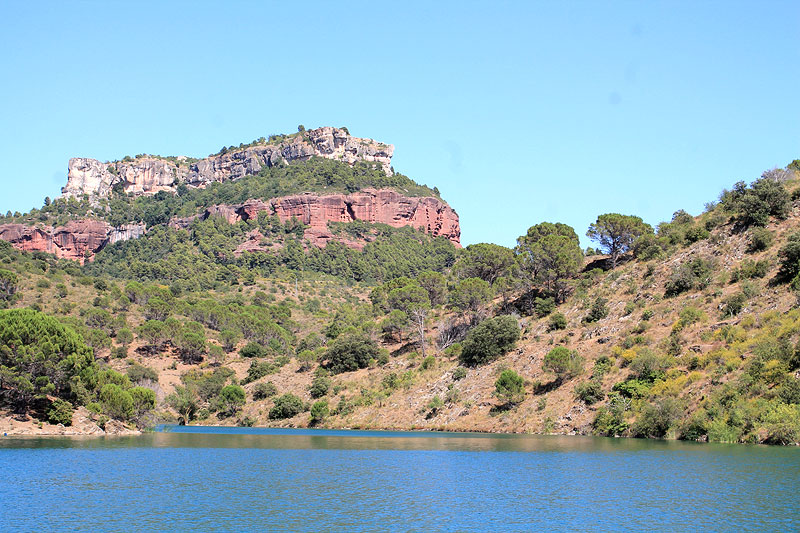 Embalse de Siurana, Priorat