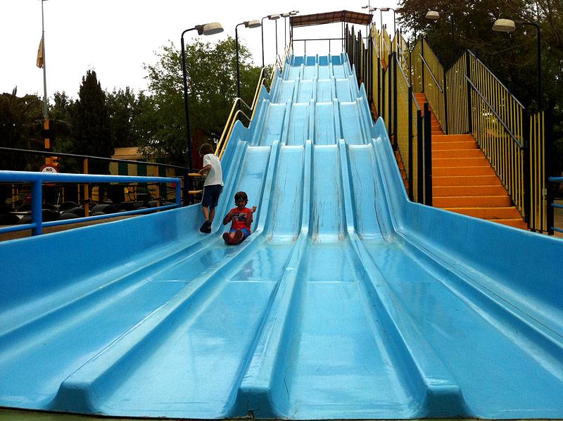 Parque atracciones Alauda