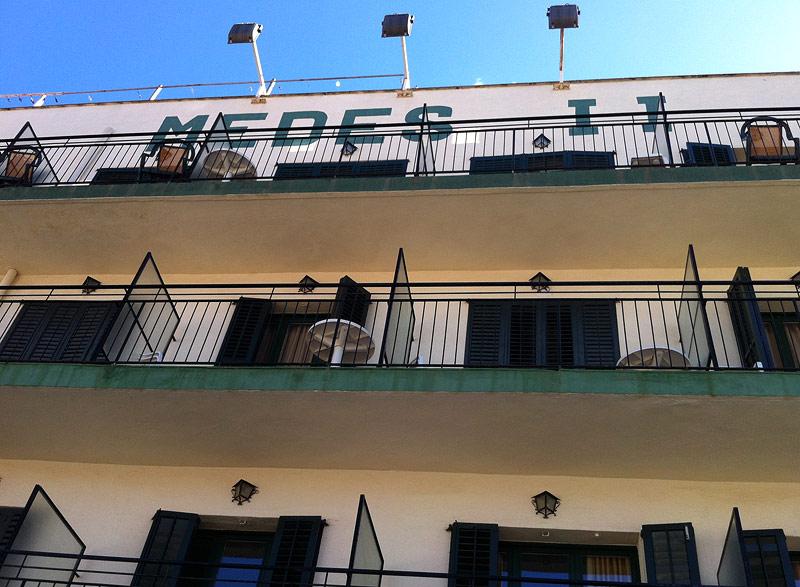 Hotel familiar en Estartit, Costa Brava