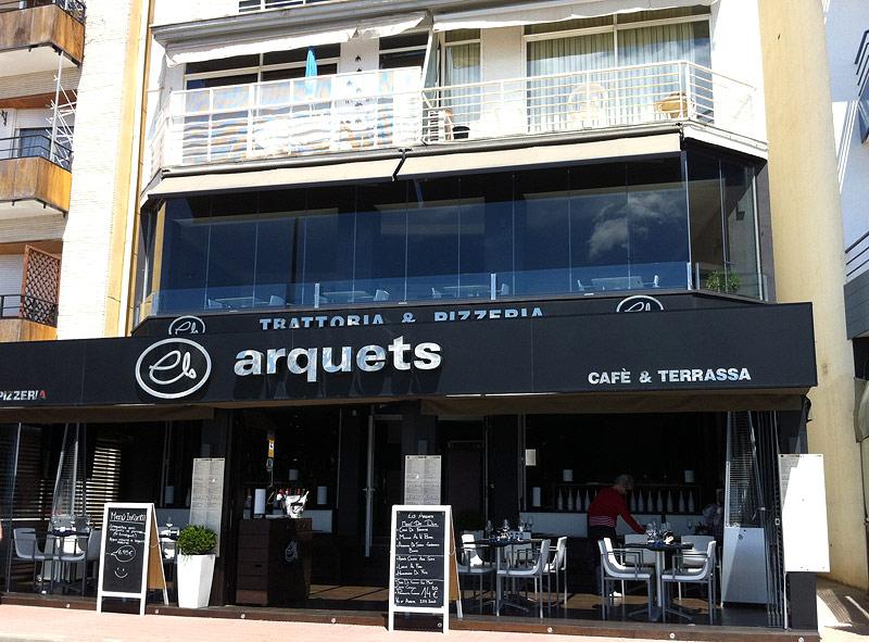 Restaurante Els Arquets, Estartit