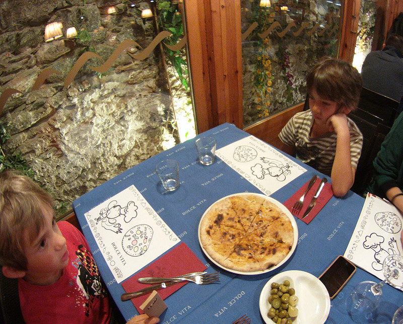 Restaurante familiar Dolce Vita, Roses