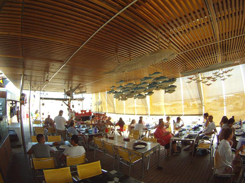 Restaurante Masmalos (Pide los boquerones y tomate)