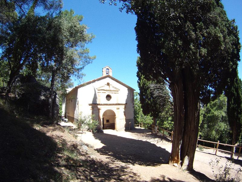 Ermita de Santa Magdalena, la Catedral del Montsant
