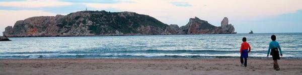 Viajes con niños a la Costa Brava