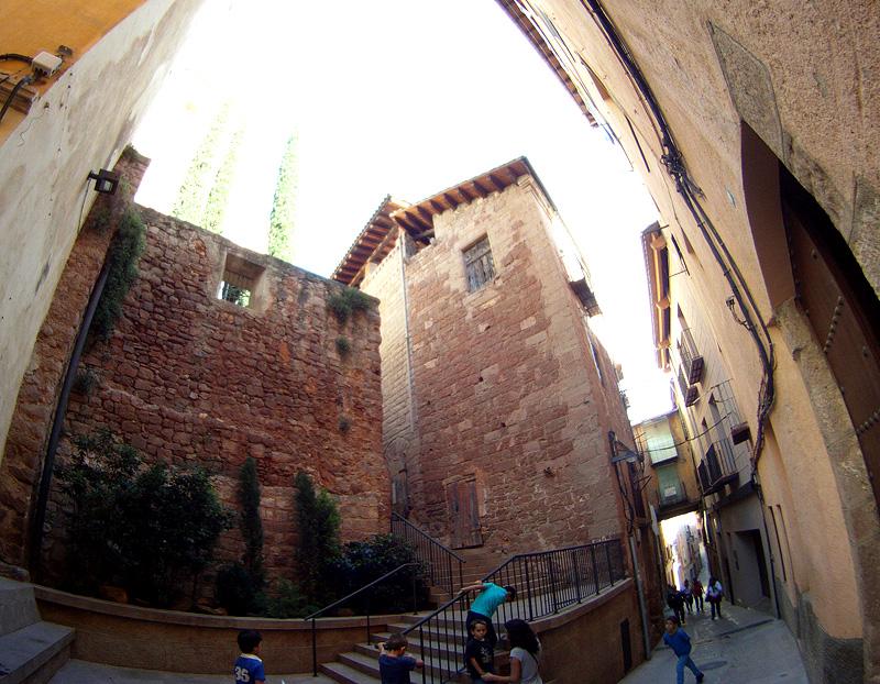 Paseo por Cardona medieval con niños