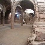 Cripta de la Colegiata de Sant Vicenç