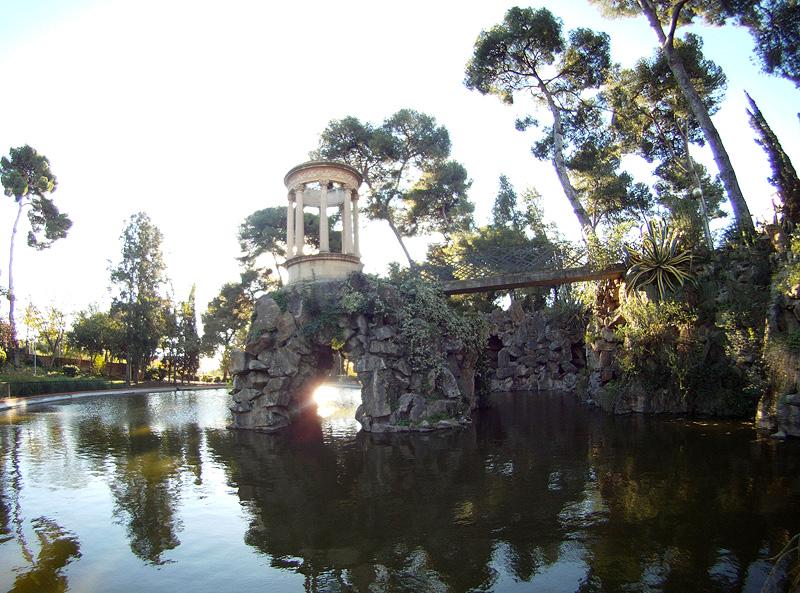 Parques Para Disfrutar En Familia En Barcelona Viajares