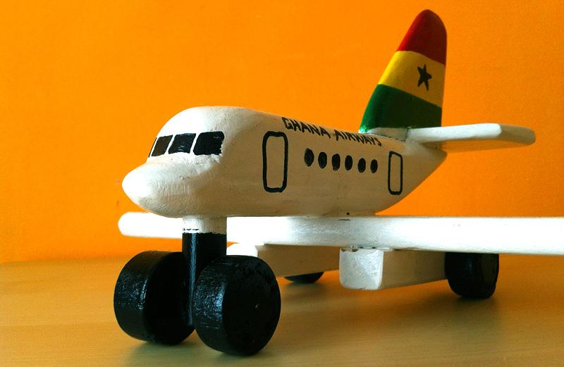 Queremos volar a Ghana