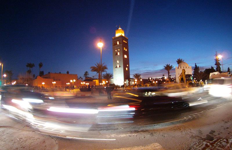 Mezquita Koutoubia de Marrakech