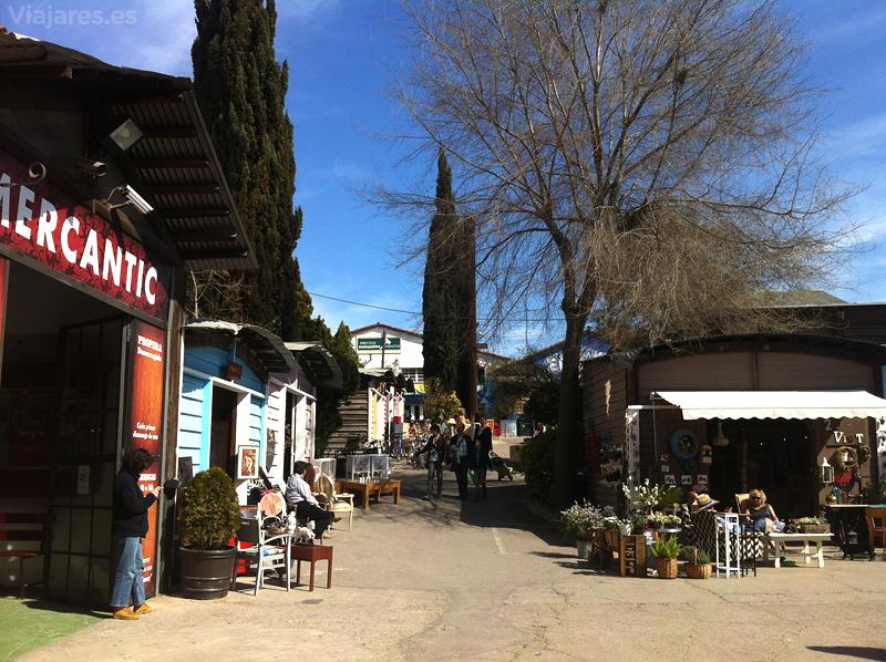 Sábado soleado en Mercantic, Sant Cugat