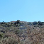 La Moleta del Remei en lo alto del cerro