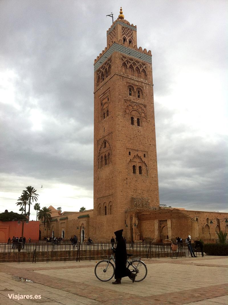 Mezquita la Kutubía, Koutoubia o Kutubiya