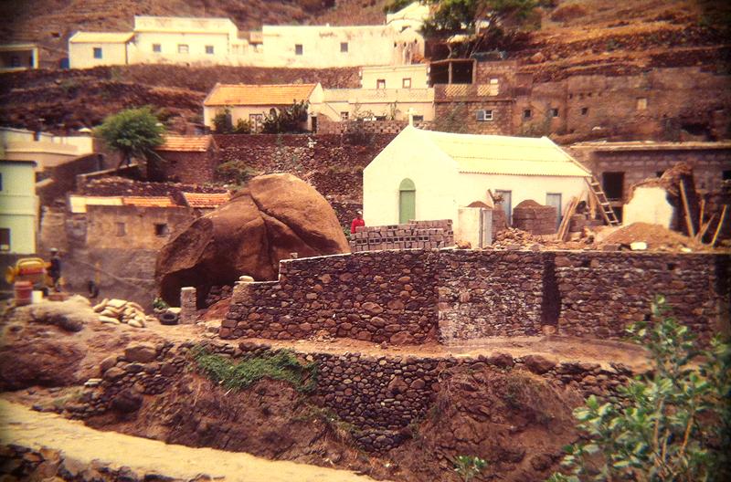 Rincones de la isla de São Nicolau en Cabo Verde
