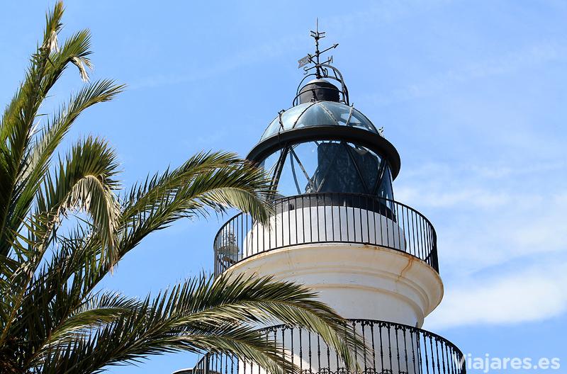 Faro de Calella, Costa Barcelona