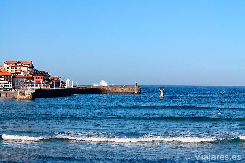 Puerto de Lekeitio, Bizkaia Costa Vasca