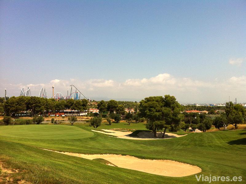 Lumine Golf Club y PortAventura