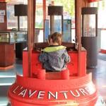 Exposición sobre el Canal du Midi en Porta Lauragais