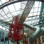 Tubos, toboganes, escaleras, pasarelas,... Playmobil Fun Park