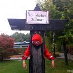 ¡El bufón de la corte! Playmobil Fun Park Alemania