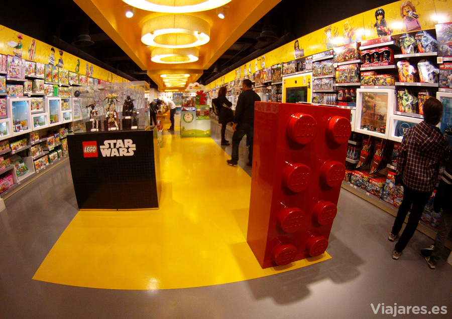 Tienda de Lego en Núremberg